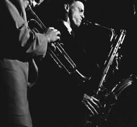 chet-baker-with-gerry-mulligan-los-angeles-1952-photo-william-claxton500